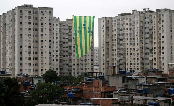 A Rio de Janeiro, le 15 juin.