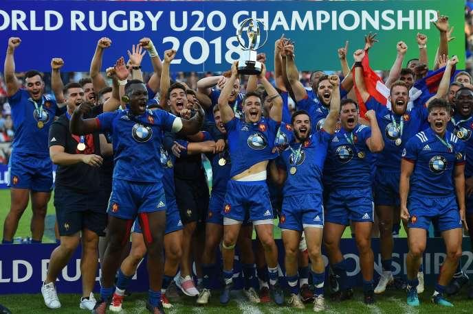 L'équipe de France des moins de 20 ans a remporté la Coupe du monde pour la première fois de son histoire.