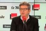 Jean-Luc Mélenchon, le 17 juin à« Questions politiques».