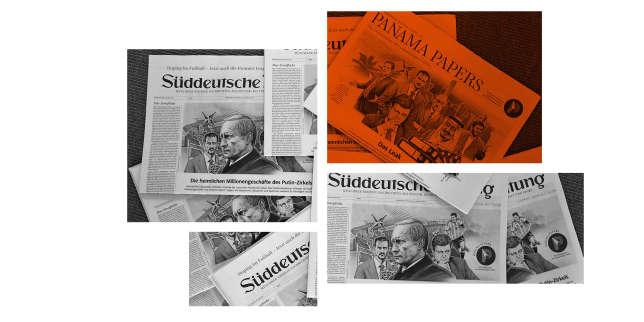 1,2million de nouveaux documents issus du cabinet panaméen Mossack Fonsecaont été transmis par une source anonyme au quotidien allemand «Süddeutsche Zeitung»