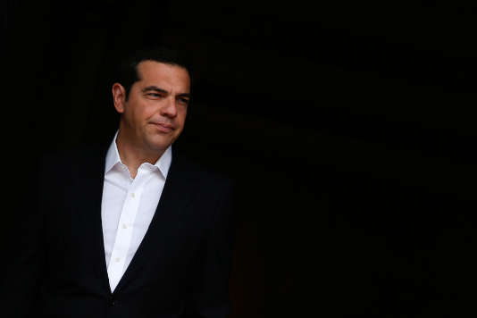 Le premier ministre grec Alexis Tsipras, à Athènes, le 18 juin.