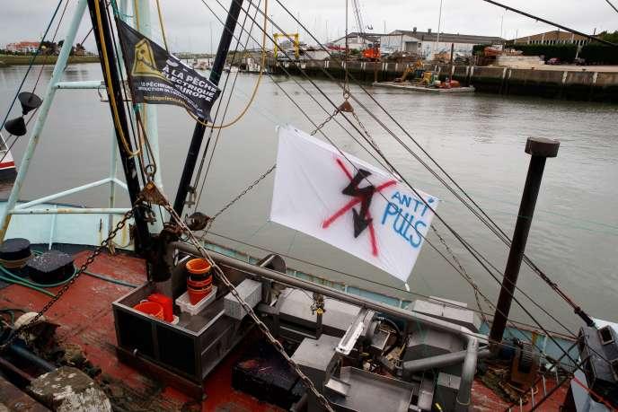 Le mouvement a touché d'autres ports en Europe comme celui de Nieuwpoort, en Belgique, le 18 juin.