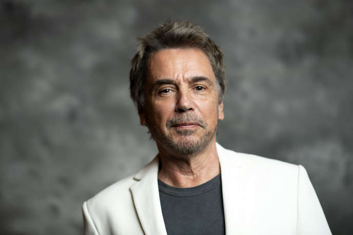 Jean-Michel Jarre, à Los Angeles, le 23 avril.