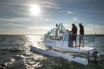 Plastic Odyssey est un futur catamaran de 25 metres propulse uniquement grace au plastique.