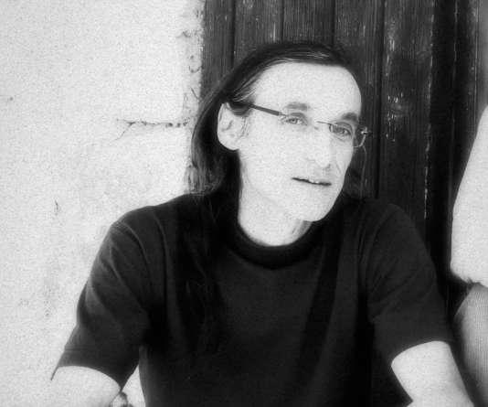 Portrait du photographe Jean-Luc Meyssonnier.