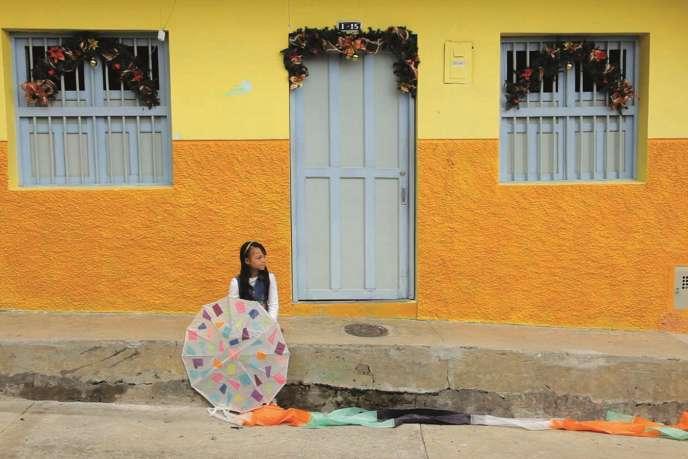Une image extraite de« Jerico, l'envol infini des jours» («Jericó, el infinito vuelo de los días»), deCatalina Mesa.
