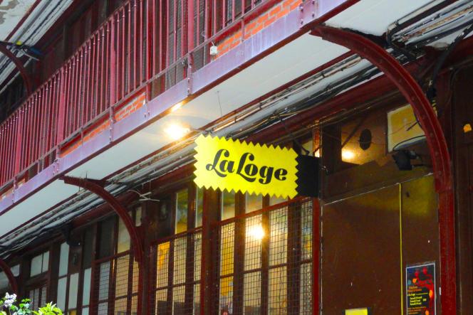 La Loge, une petite salle de 80 places dans le 11e arrondissement de Paris.