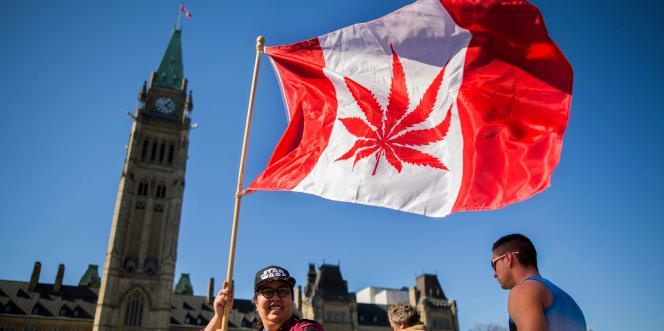 Le texte adopté, mardi 20 juin, met fin à la prohibition du cannabis, en vigueur depuis 1923 au Canada. L'usage à des fins médicales a été autorisé en 2001.