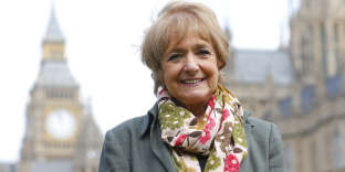 Margaret Hodge, à Londres, en avril 2013.