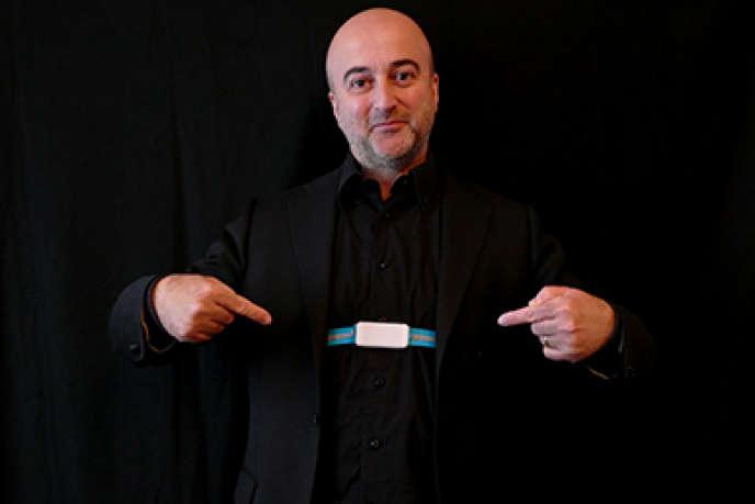 Jacopo Baboni Schilingi et son dispositif pour l'œuvre« Argo».