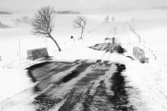 Photographie extraite du livre « Le Pays d'en haut», paru aux éditions du Chassel en 2011.