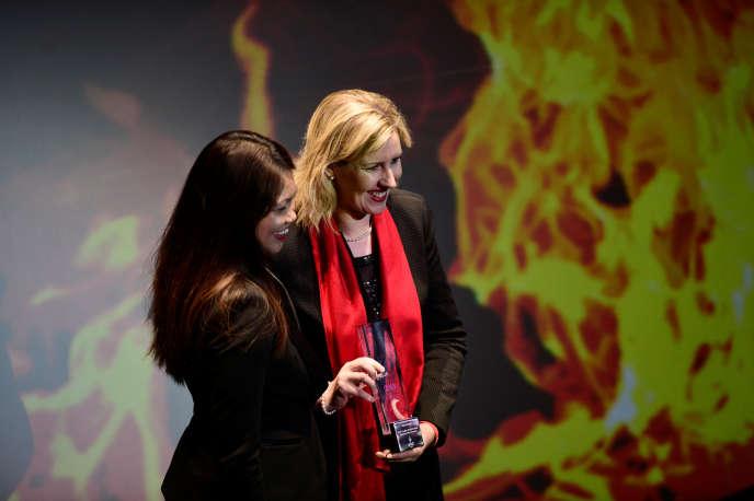 La «Best Female Chef» du 50 Best, Clare Smyth.