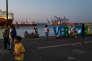 Les quais du port de Veracruz, le 24 février.