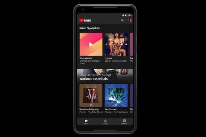 YouTube Music et YouTube Premium sont proposées dès 9,99 euros par mois.