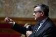 Le député UDI Yves Jégo prend la parole lors des questions au gouvernement, à l'Assemblée, le 22 mai.