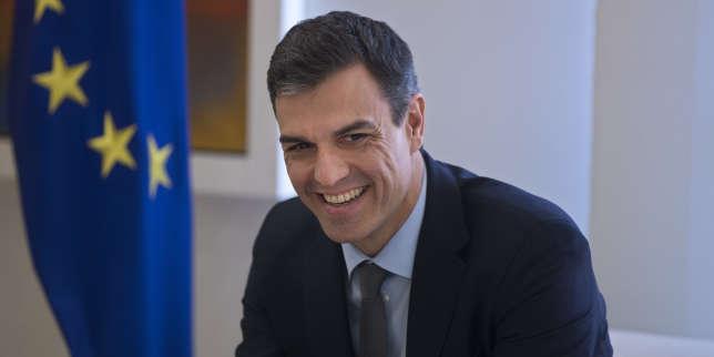 Le premier ministre espagnol, Pedro Sanchez, à Madrid, le 19 juin.