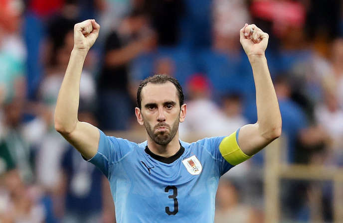 En battant l'Arabie saoudite (1-0), les Uruguayens se faufilent en huitièmes, sans faire rêver.