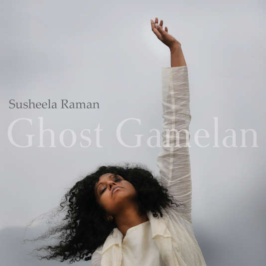 Pochette de l'album« Ghost Gamelan», de Susheela Raman.