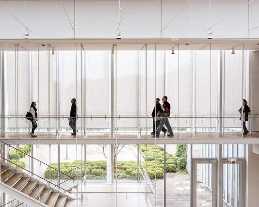 Le musée Art Institute of Chicago.