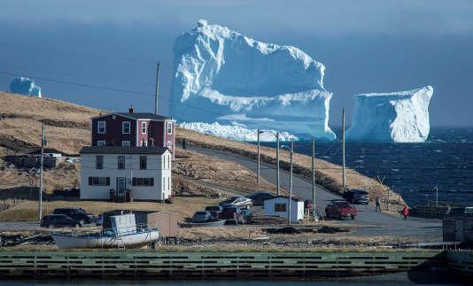 Ferryland Newfoundland, au Canada.