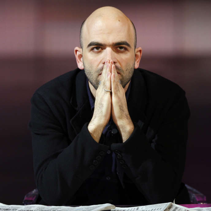 Roberto Saviano, en mars 2009.