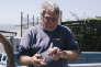 Willie Pledger, 65 ans, pêcheur à Selsey, dans le sud de l'Angleterre, le 18 juin.