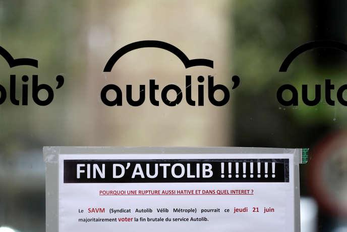 Il y a quatre jours, une pétition a été lancée sur Change.org pour demander le «maintien du service public Autolib' », signée par plus de 21000 personnes jeudi matin.