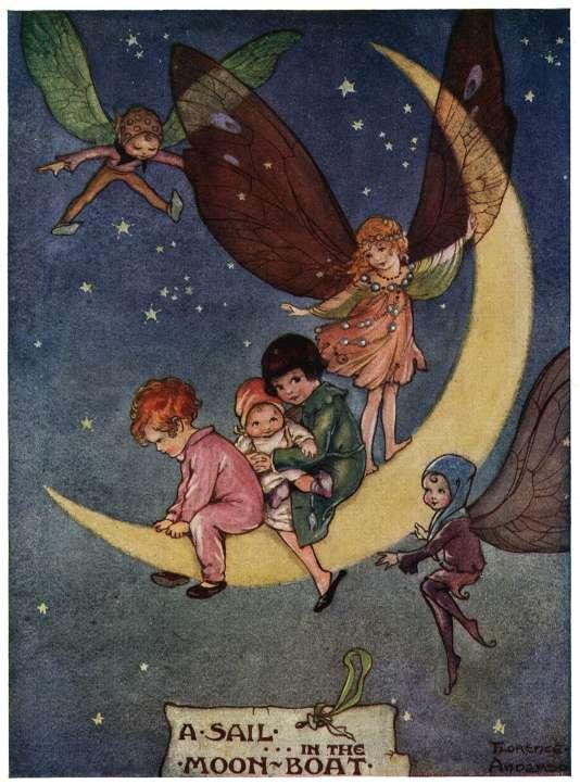 « Mon enfant a dû être enlevé par les extraterrestres. Etre dans la lune, c'est un euphémisme ! », dit cette mère de famille.