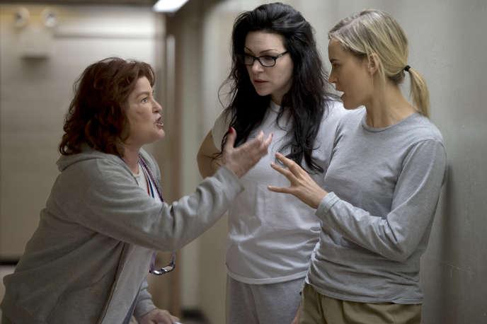 La série américaine «Orange is the New Black», lancée en 2013, a contribué à rendre visibles les lesbiennes et les bisexuelles.