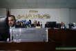 Le juge Medhat al-Mahmoud, président de la Cour suprême fédérale, annonce le recomptage des voix des dernières élections législatives, à Bagdad, en Irak, le 21 juin.