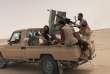 Des soldats yéménites progouvernementaux, le 19 juin près de l'aéroport d'Hodeïda.