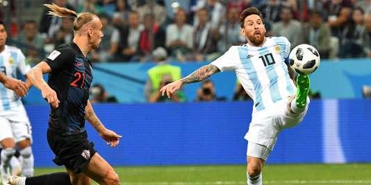 Messi et l'Argentine peuvent se qualifier in extremis.