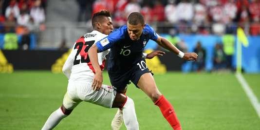 Kylian Mbappe et les Bleus ont validé leur qualification.