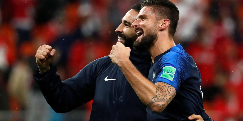 Coupe Du Monde 2018 La France Fait De Nouveau Peur à L