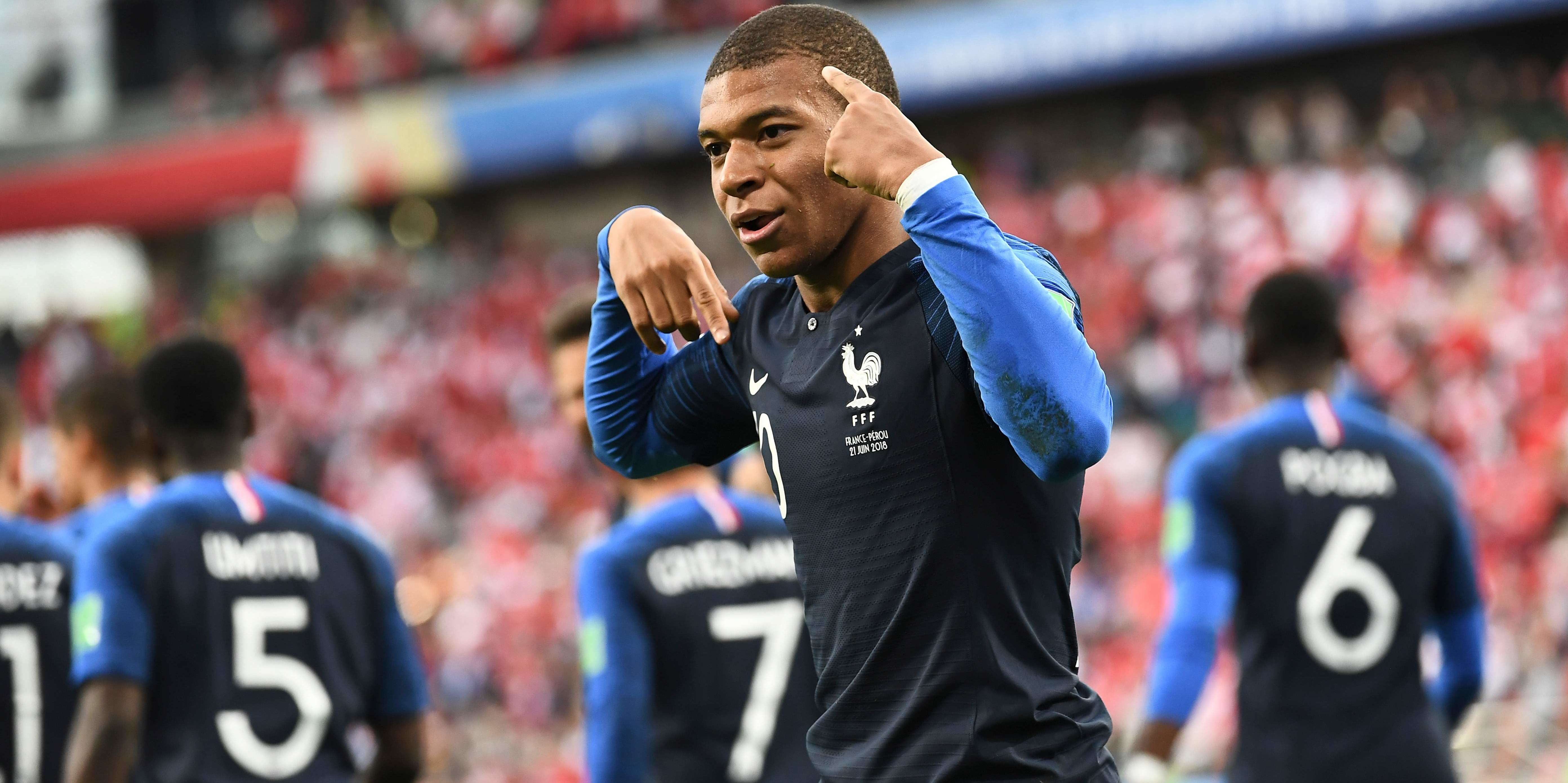 Coupe du monde 2018 revivez la victoire de la france face au p rou - France mexique coupe du monde 2015 ...