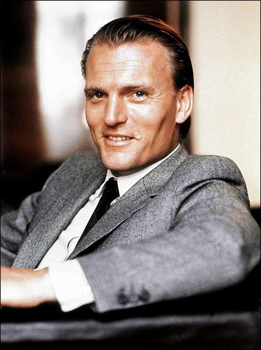 Edouard-Jean Empain, en 1978, à Paris.