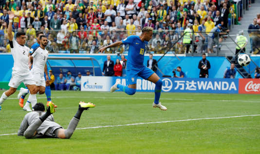 Les Brésiliens seront qualifiés à coup sûr en cas de victoire.