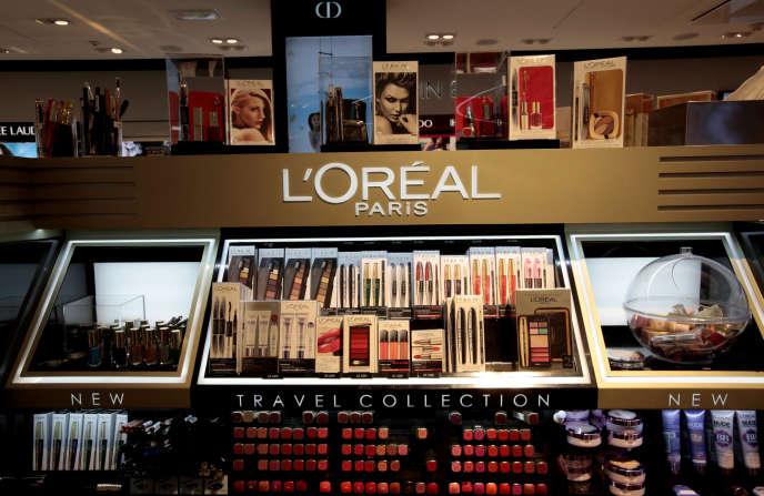 «Le secteur (cosmétiques, maquillage, produits pour les cheveux et le corps) a un fort potentiel d'expansion : seules 6,9 % des ventes de produits de beauté s'effectuent en ligne»