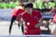 Kim Song-I, athlète nord-coréenne, avait remporté le bronzeaux jeux Olympiques de Rio.