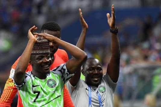 Musa règne sur le football nigérian