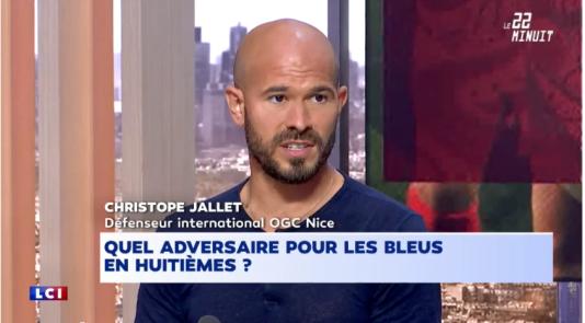 Christophe Jallet.