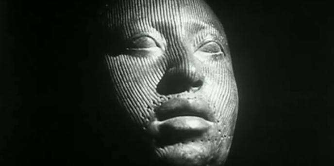 Extrait de« Les statues ne meurent pas», film d'Alain Resnais et Chris Marker, 1953.