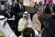 Le ministre de l'énergie saoudien à Vienne lors de la réunion de l'OPEP, vendredi22juin.
