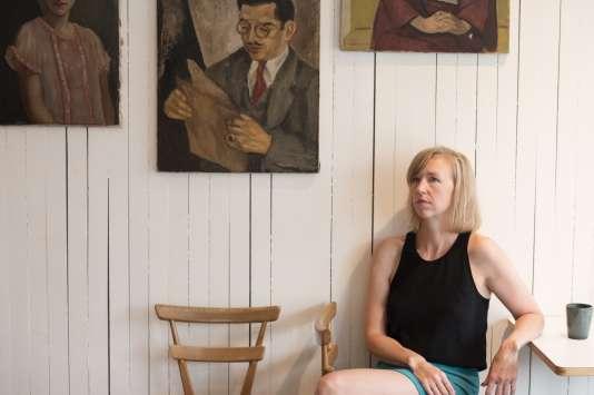 Mandy Catron, l'universitaire qui a popularisé les« 36 questions» dans le «New York Times».