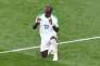 L'attaquant du Sénégal Sadio Mané, buteur contre le Japon, le 24 juin.