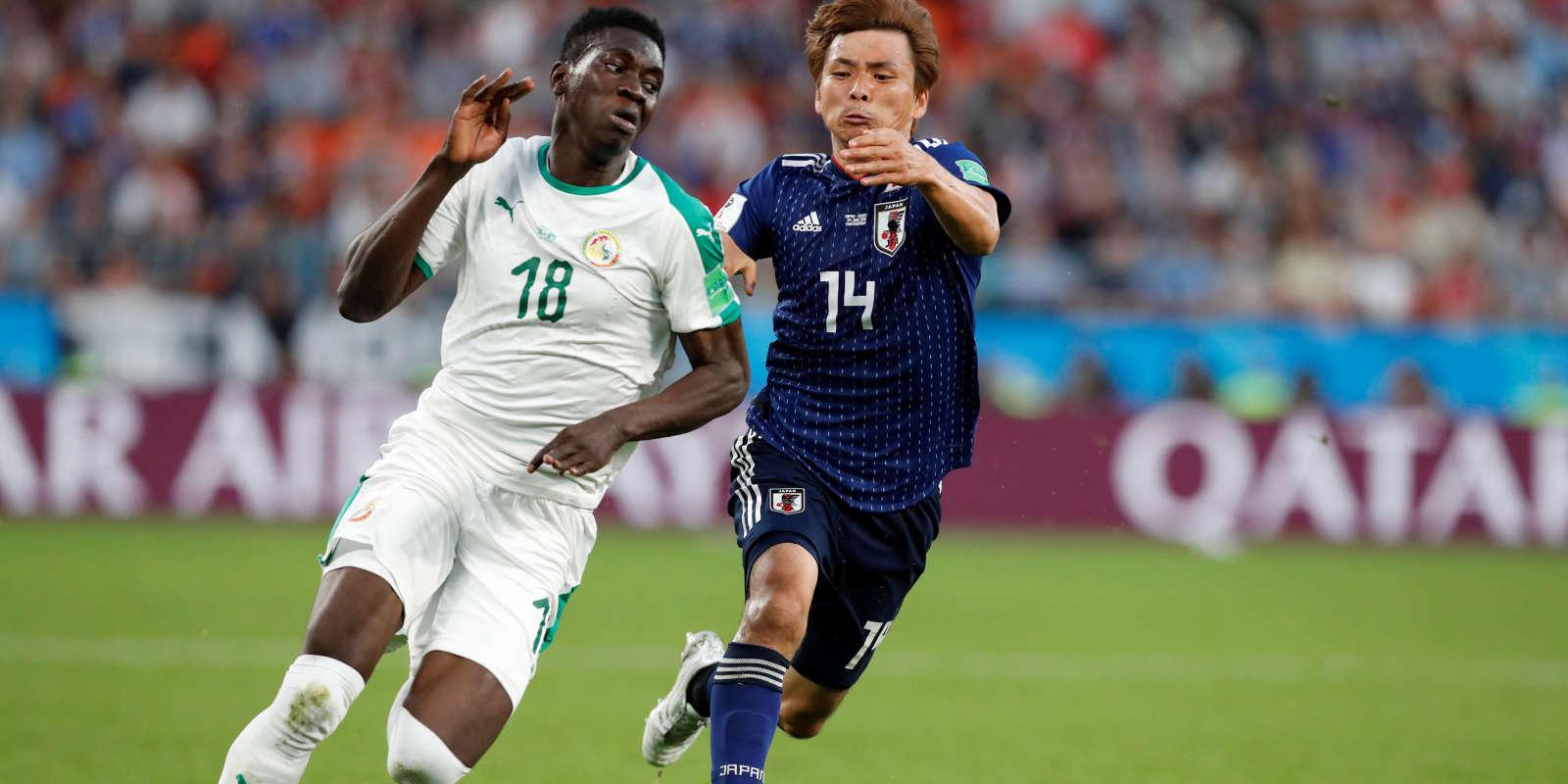 Les Sénégalais ont été rejoints en toute fin de match.