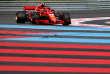 Kimi Raikkonen (Ferrari) termine 3e du Grand prix de France du 24 juin.