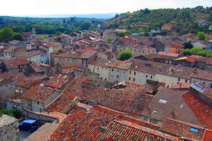 Le collège Saint-Joseph du village de 3 200 habitants à Saint-Ambroix (Gard), attire les enfants des villages voisins.