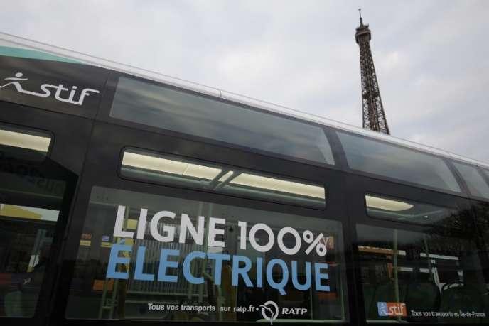 En décembre 2015, à Paris.