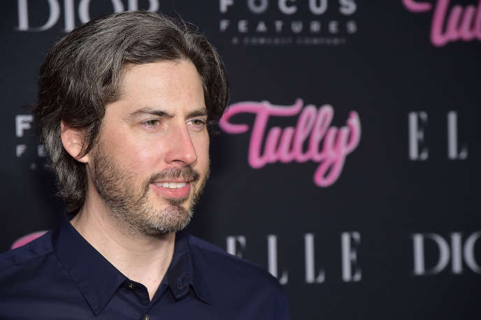 Le réalisateur Jason Reitman lors de la projection de son film « Tully » à New York, le 3 mai 2018.